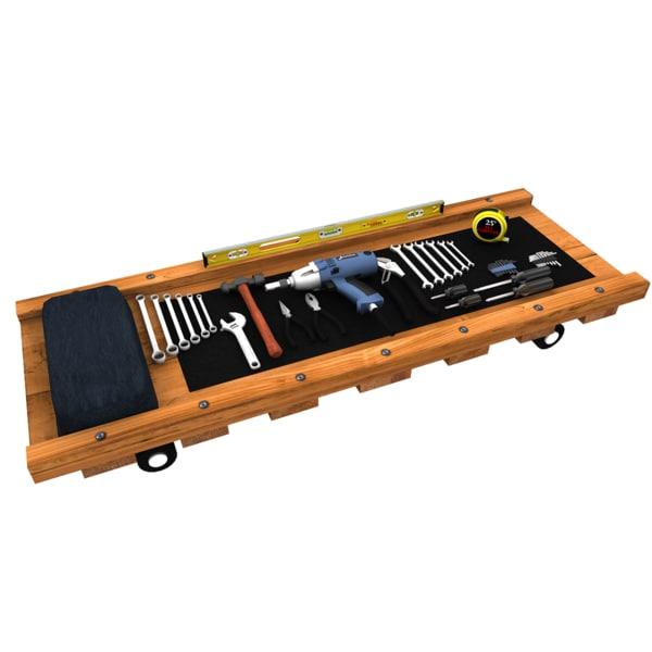 obj set tools revised