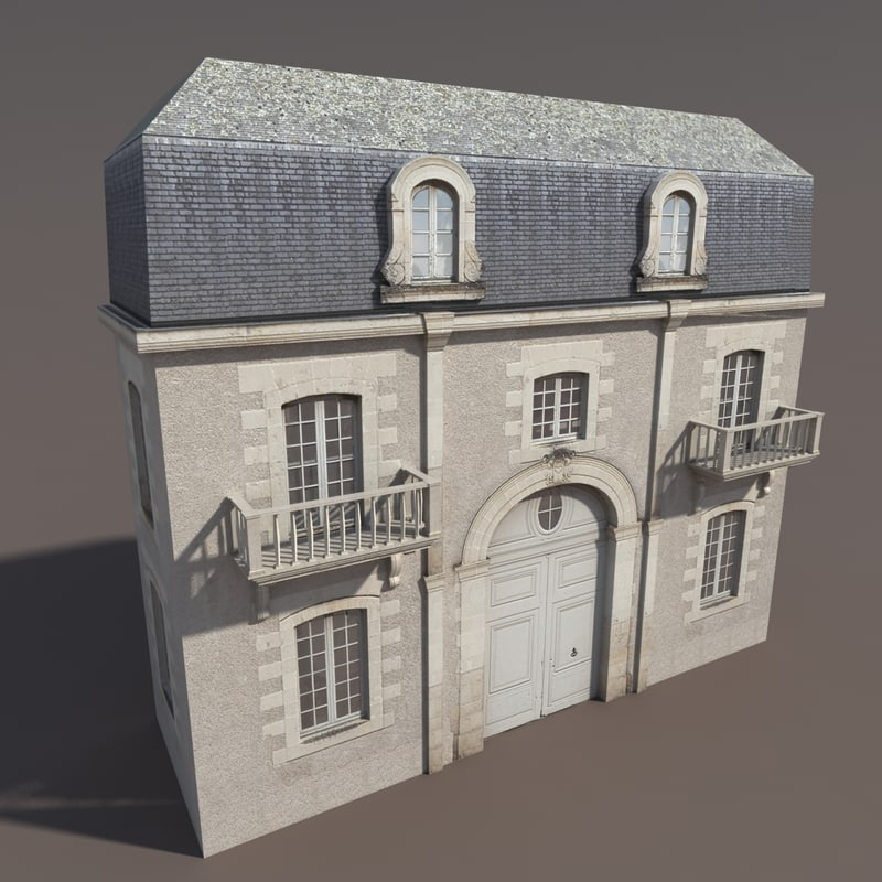 s max building exterior led