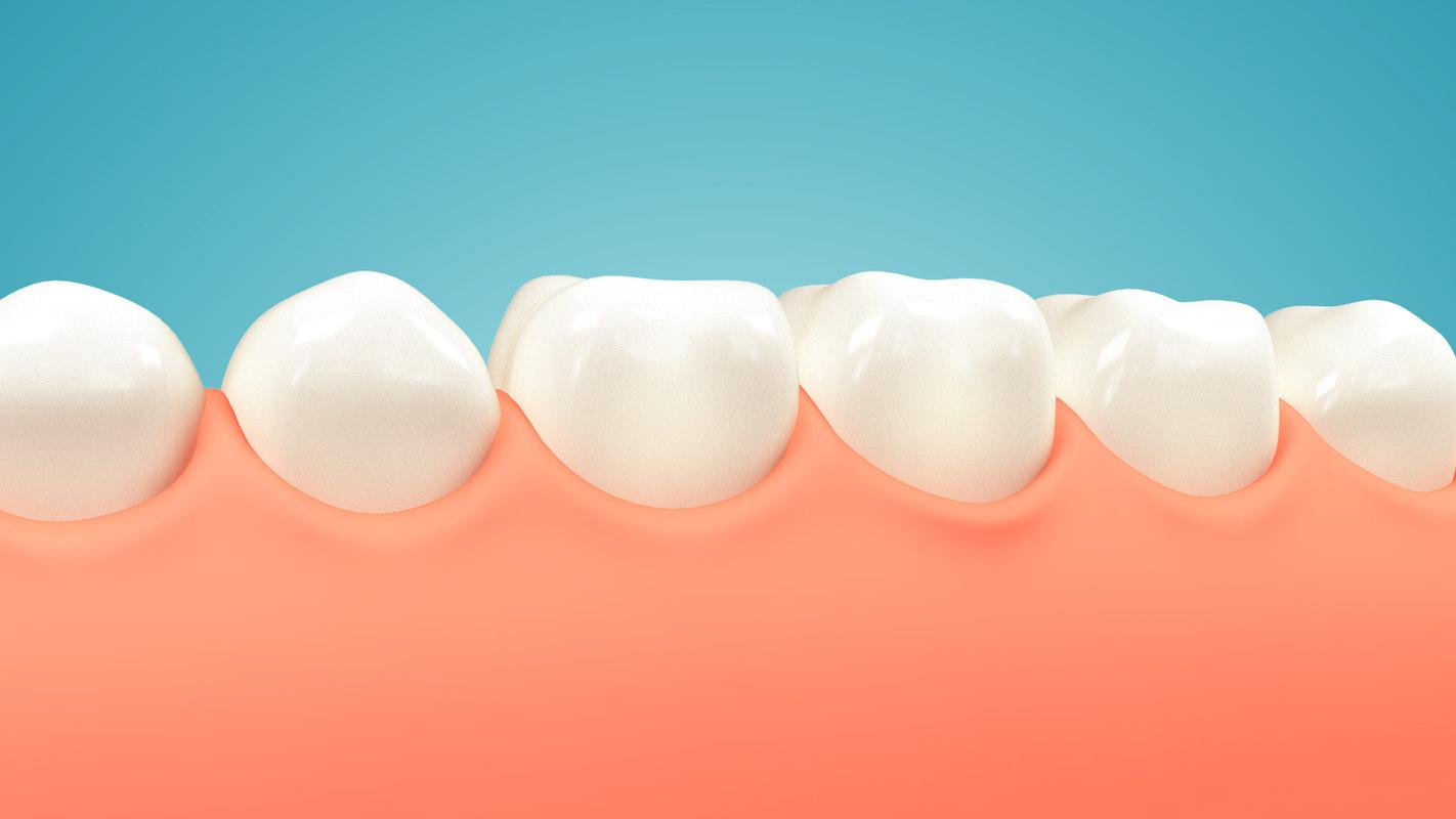 teeth x
