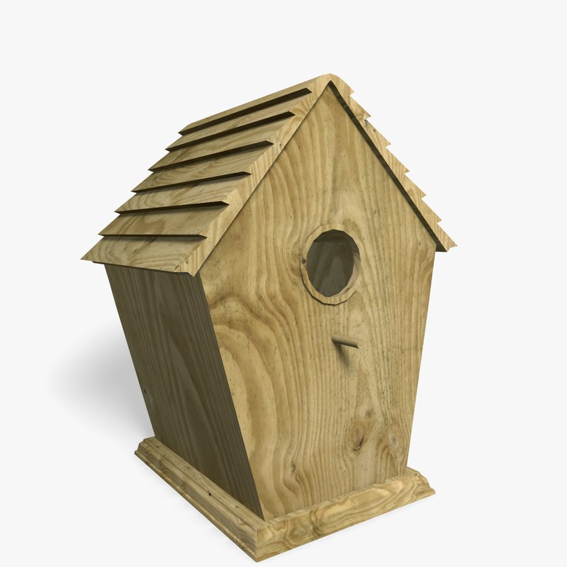 max bird house