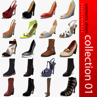 women´s shoes collection 01