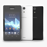 phone sony xperia v