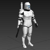 3d republic commando