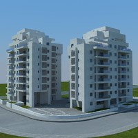 3ds max buildings 1 9