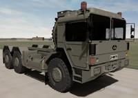 RABA H25 Military Truck