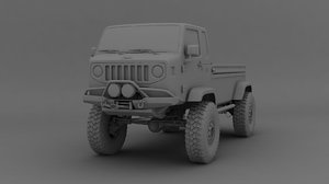 max jeep mighty