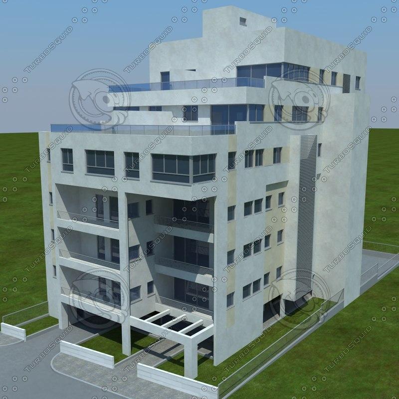 3d buildings 2 8 1