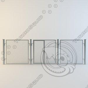 fence metal max