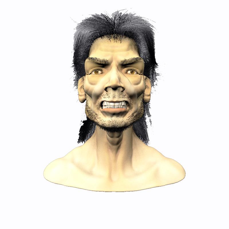 3d model character