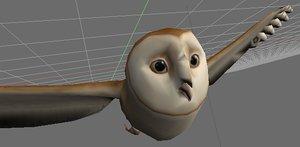 soren owl blend free