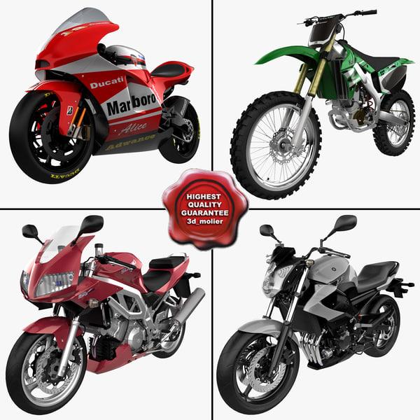 motorcycles 7 lwo
