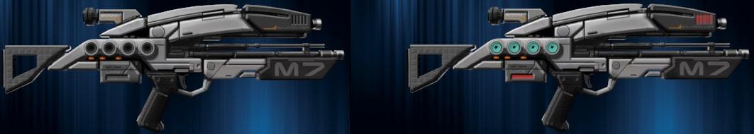 3d avenger rifle