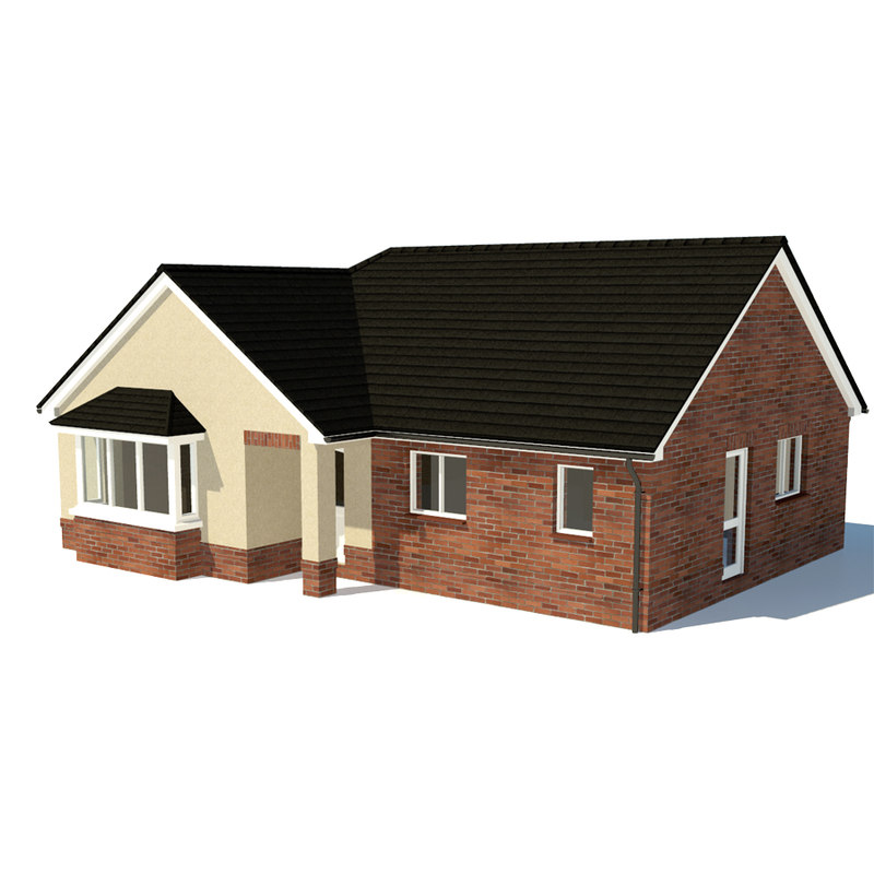 3d house home model for Home 3d model