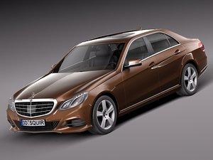 2013 2014 sedan mercedes 3d 3ds