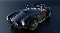 3d model cobra 427 s c