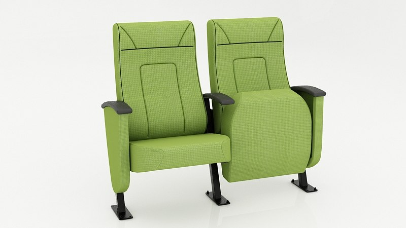 auditorium seats 3ds