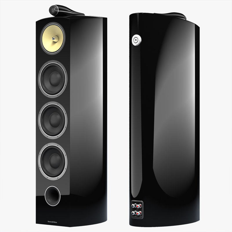 max bowers wilkins 803 diamond