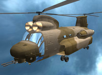 3ds max helicopter transporter
