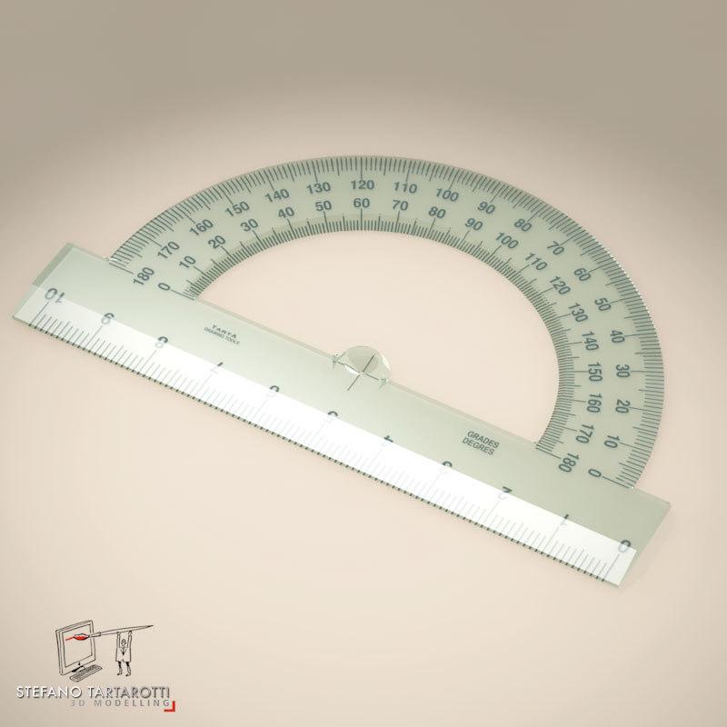 3d goniometer model