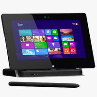 dell latitude 10 dock 3d max