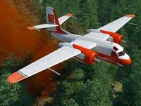 Aerial Tracker Grumman S2F