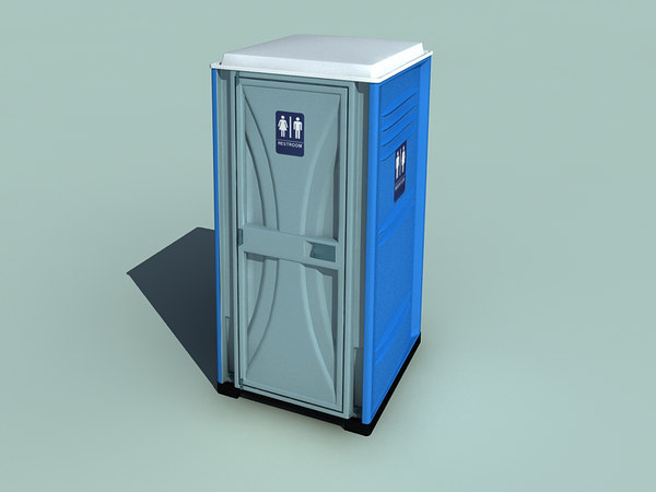 portable chemical toilet max