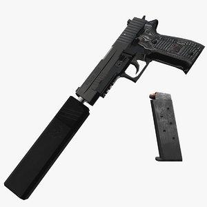 max p226 extreme pistol