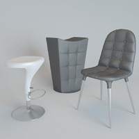 bar stool chair cattelan max