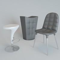 bar stool chair cattelan max