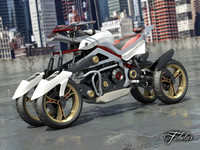 yamaha tesseract vehicle 2 max