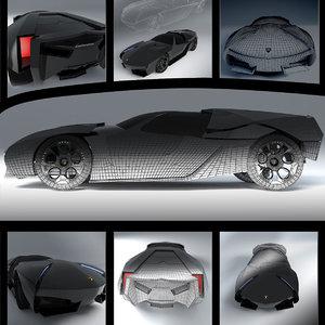 ankonian 3d model