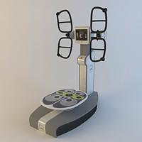 huber motion lab 3d model