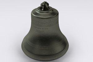 3d bell model