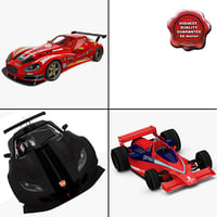 Racing Cars Collection 3