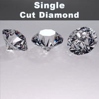 max single cut diamond