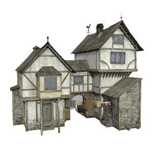 max tudor house