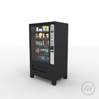 3d vending machine