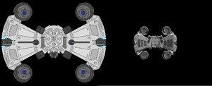 3ds max gunstar starfighter