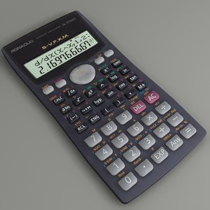 scientific calculator fx-570 3ds