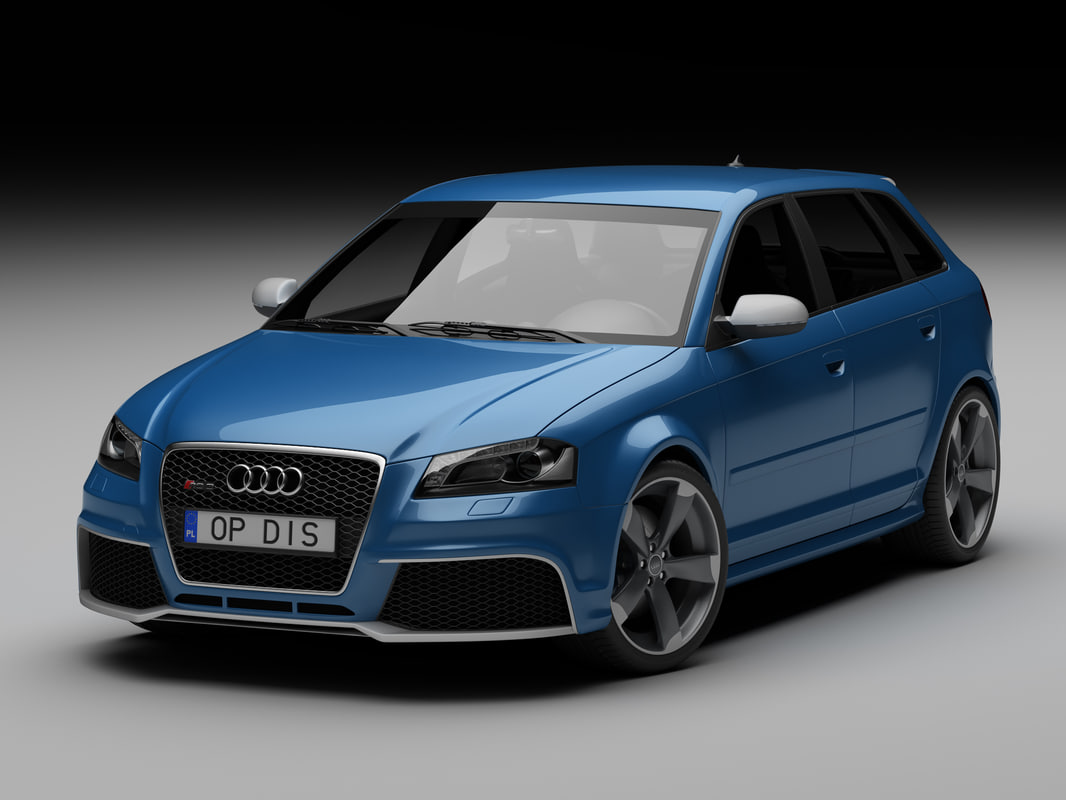 3d audi rs3 2012. Black Bedroom Furniture Sets. Home Design Ideas