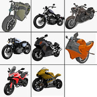 Motorcycles Collection 16
