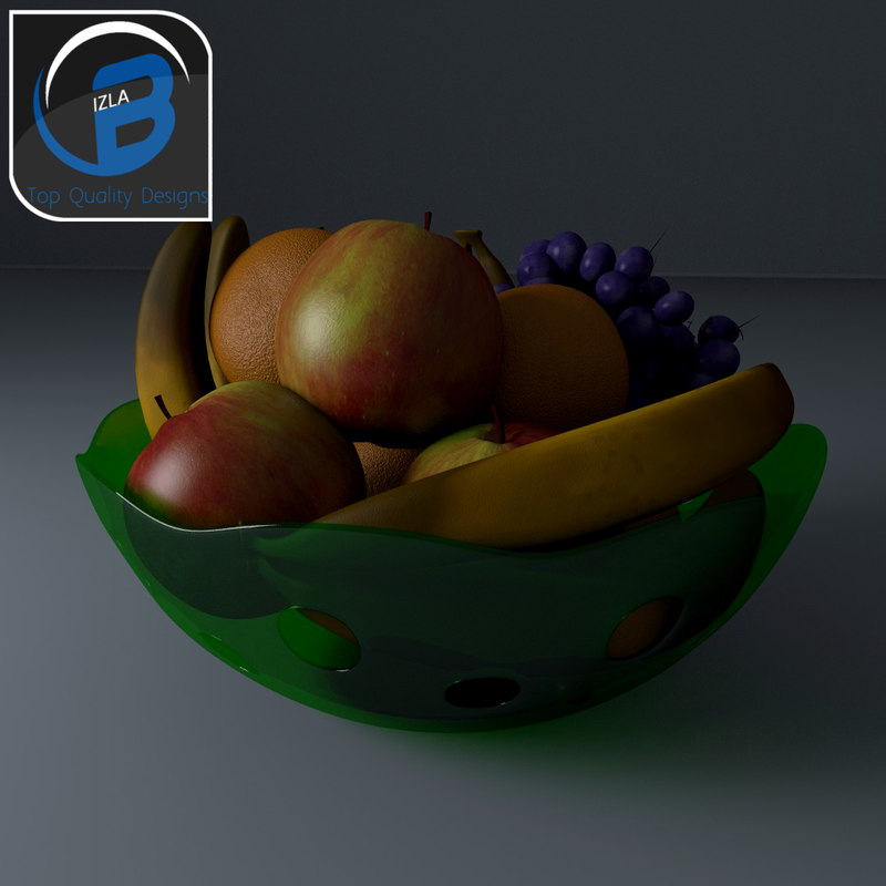 maya fruit bowl