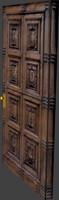 door house 3d model