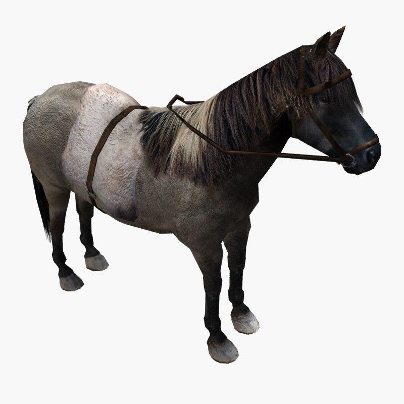 ma ponies saddles
