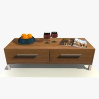 cinema4d coffee table