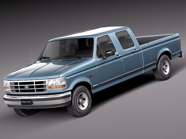 3ds max v8 1996 1992 pickup