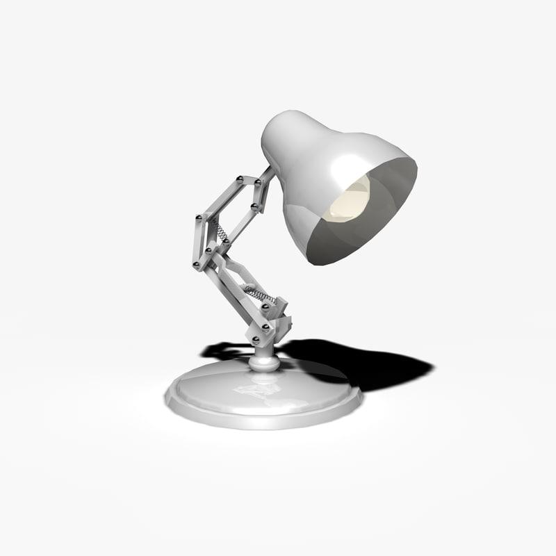 lamp animations 3d c4d