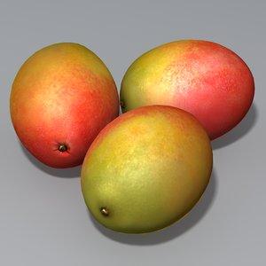 mango 3d model