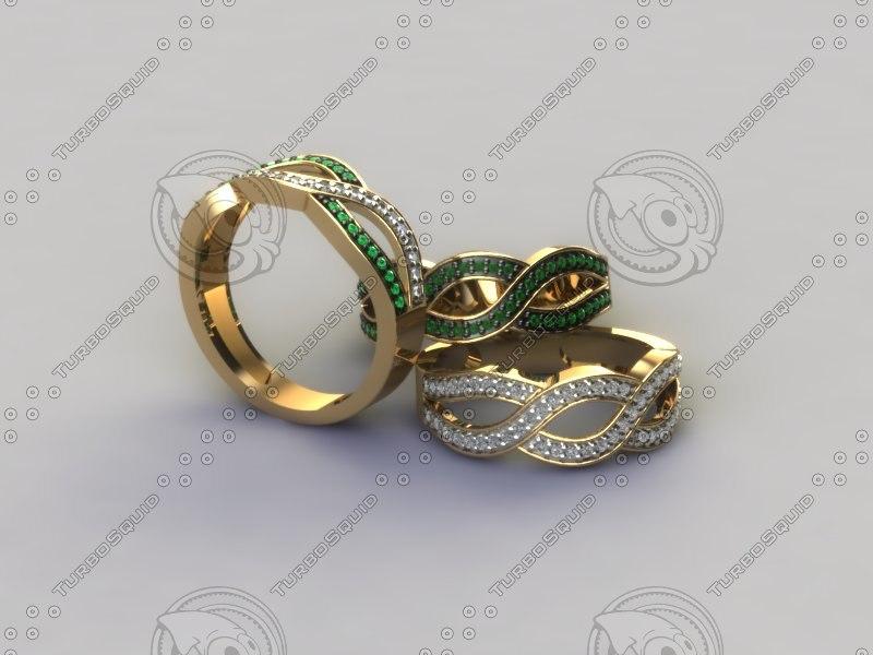3d ring stl prototyping