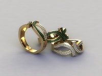 STL Prototyping Ring - Jewellery
